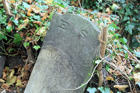 E.S. and M.S. Footstone