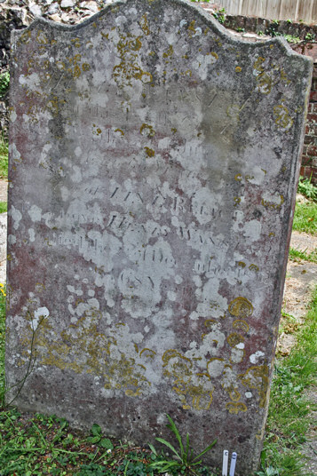 Henry and Jane Wanstall