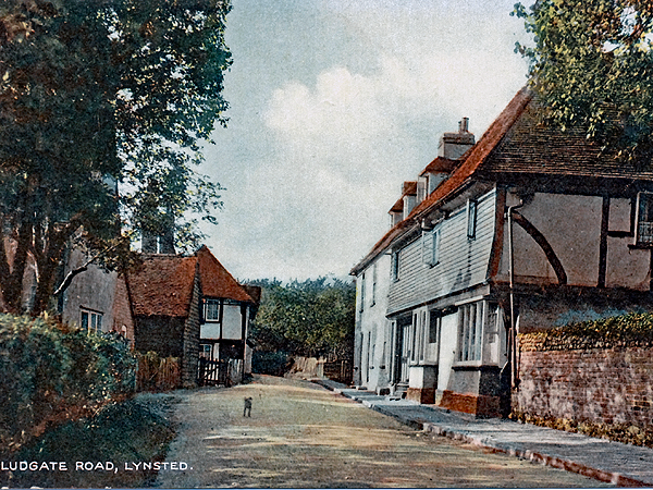 Heathfield, Ludgate Lane, Lynsted Village
