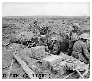 A Trench Scene from IWM