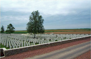 A.I.F. Burial Ground, Flers, Somme
