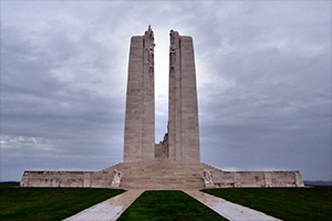 Vimy Ridge Canadian Memorial