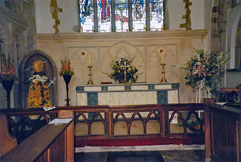 Kent Our County - Altar Dressing